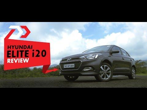 Hyundai Elite i20 Review : PowerDrift