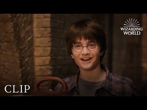 Platform 9¾   Harry Potter and the Philosopher's Stone