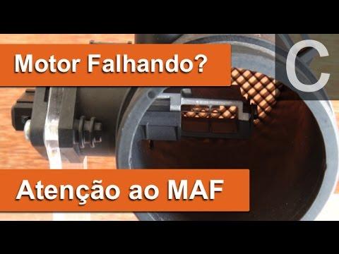 Dr CARRO Sensor Maf, alto consumo, baixo desempenho e falso defeito de sonda