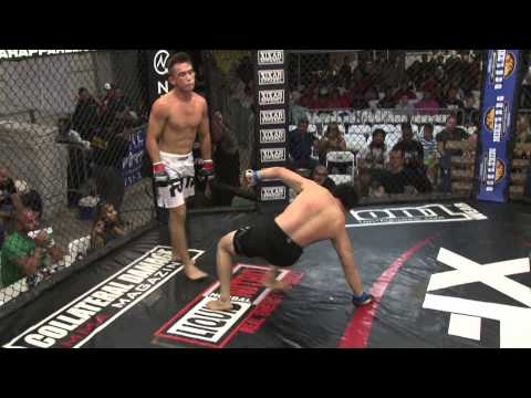 Mike Stafford vs Leonard Oshiro XAFS Wasteland November 9, 2014