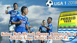 Video Kabar Baik! Persib Bandung Punya Amunisi Baru Jelang Laga Kontra Borneo FC MP3, 3GP, MP4, WEBM, AVI, FLV Maret 2019