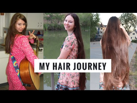 10 YEARS OF HEALTHY HAIR GROWTH WITH PHOTOS!!!!