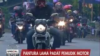 Video Jalur Mudik Pantura Lama Indramayu Sudah Mulai Dipadati Pemudik Motor - Special Report 23/06 MP3, 3GP, MP4, WEBM, AVI, FLV Juni 2018