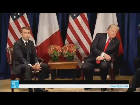 العرب اليوم - شاهد: تباعد كبير بين فرنسا وأميركا بشأن القضايا الدولية