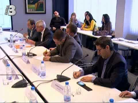 Дискусия по проекта на държавен бюджет за 2012 г.