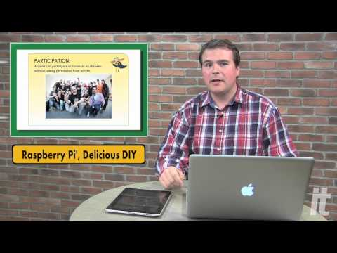 Express IT: Comparing Apple and Raspberry Pi