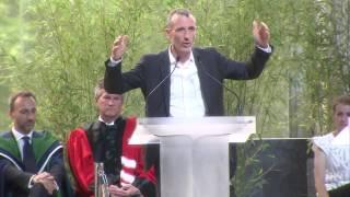 Emmanuel Faber - Cérémonie Remise Diplômes HEC - Juin 2016 - YouTube
