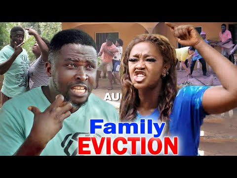 Family Eviction Complete Season - Luchy Donalds / Onny Micheal 2020 Latest Nigerian Movie