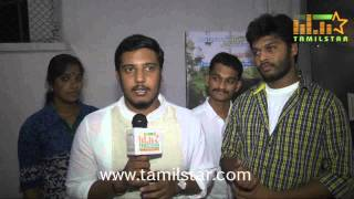 Vaasu Devan at Maranathin Jagadam Short Film Screening