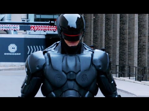 hd - Robocop Trailer 2014 Movie - Official 2013 teaser trailer in HD - starring Joel Kinnaman, Gary Oldman, Michael Keaton, Abbie Cornish - directed by José Padil...