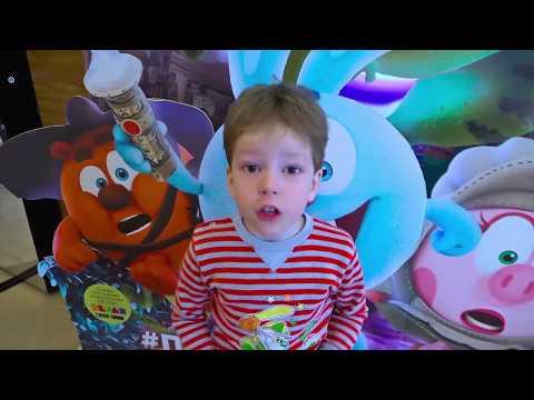 Дети хотят в кино на Смешарики Как пройти квест - DomaVideo.Ru