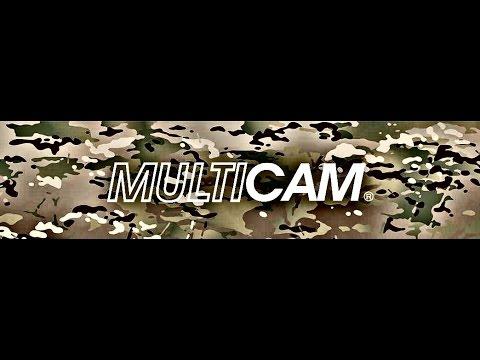 Камуфляж Multicam -  Мультикам и его производные онлайн видео