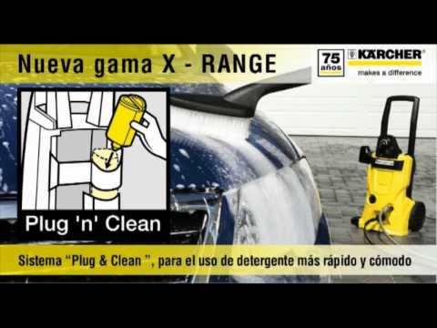 karcher x-range.mp4