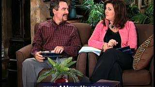 Daystar's Marcus & Joni Lamb interview's Philip Hicks