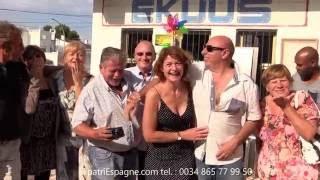 Repas-fête francophone à 03177 LA MARINA