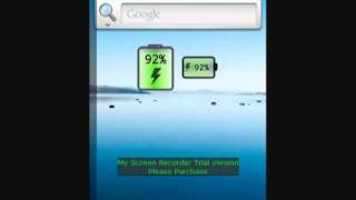 Easy Battery Widget YouTube video