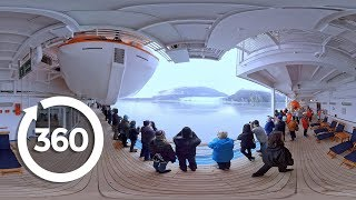 Discover Princess Alaska Cruisetours (360 Video) by Animal Planet