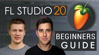 FL Studio 20 Tutorial | Full FL Studio Crash Course | FL Studio Beginners Guide to Music Production