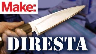 Video DiResta: Kitchen Knife MP3, 3GP, MP4, WEBM, AVI, FLV Januari 2019
