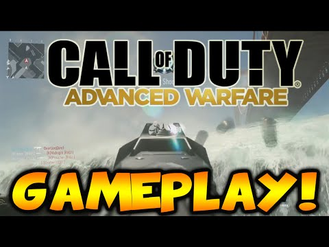 cod - Call of Duty Advanced Warfare Multiplayer Gameplay - Our First Look at COD Advanced Warfare Multiplayer, The official Advanced Warfare Multiplayer Reveal drops on August 11th so make sure to...