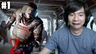 Zombienya Banyak Bro !! - World War Z Indonesia - Part 1
