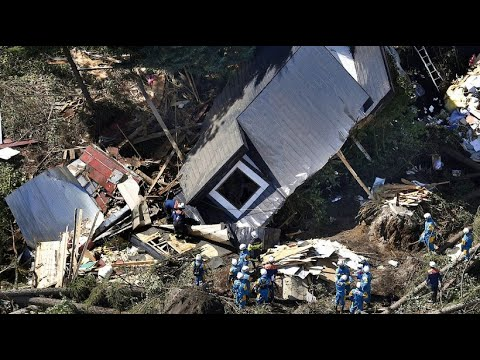Japan: Mehrere Tote bei Erdbeben auf Hokkaido