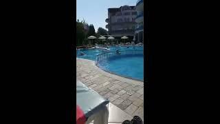 Hotel Blue Bay Hotel Bluebay Balkan Holidays June 2017 Swimming Pool Sunny Beach