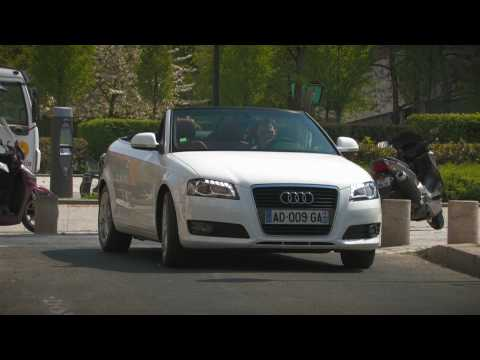 Audi  a3 cabriolet 2.00l 140 dpf s line  6/2011