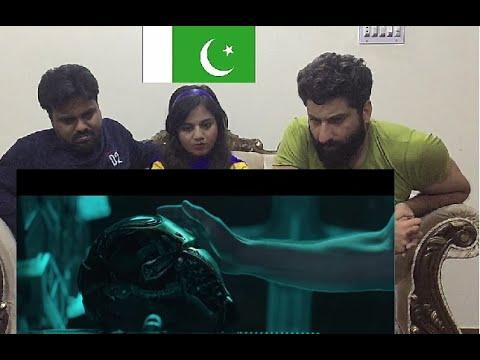 AVENGERS 4 Trailer Reaction   Pakistan Reaction On Avengers 4 EndGame Trailer   Ab bus reaction
