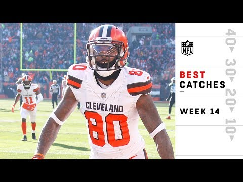 Best Catches from Sunday | NFL Week 14 Highlights