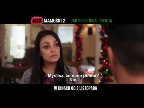 ZŁE MAMUŚKI 2. JAK PRZETWAĆ ŚWIĘTA (2017) - zwiastun PL