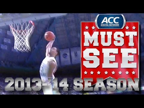 JP Tokoto Dunk Contest - It's time to vote for the ACC Basketball Must See Moment of the Year! J.P. Tokoto flies down the lane for this amazing dunk. Head to theACC.com to vote! SUBS...