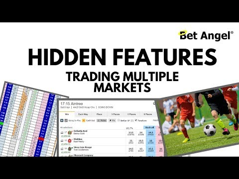 Bet Angel – Hidden features – Multiple Markets