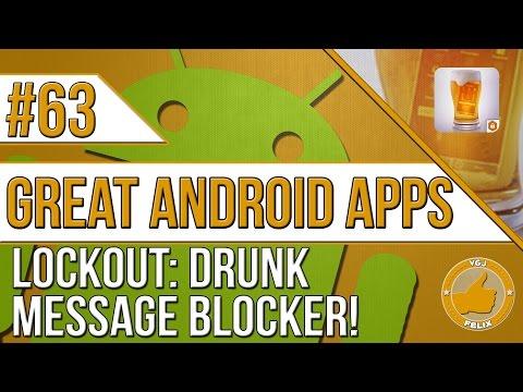 Video of Lockout: Drunk Message Blocker