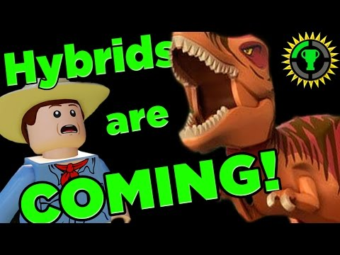 Download Game Theory: Jurassic World Hybrid Dinos ARE COMING! HD Mp4 3GP Video and MP3