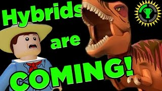Game Theory Jurassic World Hybrid Dinos ARE COMING