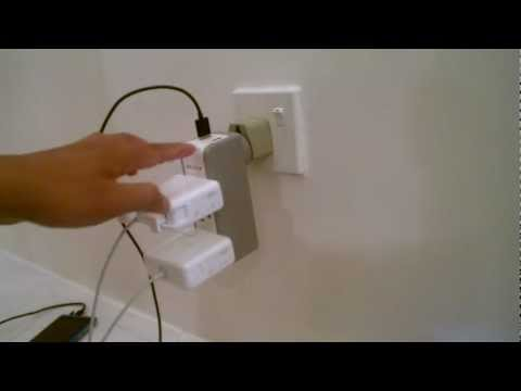 Must-Have Travel Charger. Belkin Mini Surge Protector Review