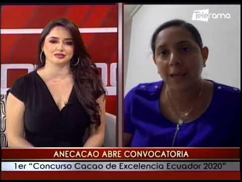 Anecacao abre convocatoria 1er concurso Cacao de Excelencia Ecuador 2020