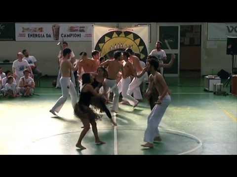 Batizado Capoeira Sou Eu 2013 Μιλάνο