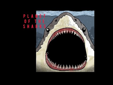 Planet Of The Sharks [DRAWING]#30