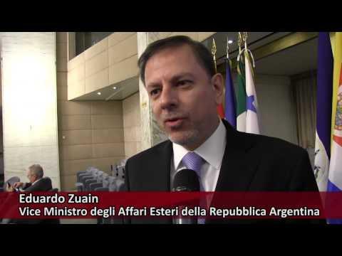 Presentato alla Farnesina l'Anno dell'Italia in America Latina 2015