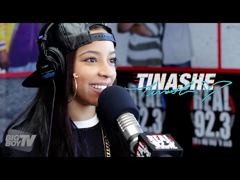 Tinashe FULL INTERVIEW | BigBoyTV