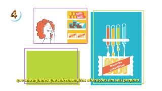 Vídeo apresenta as 10 diretrizes oficiais para a alimentação da população brasileira.