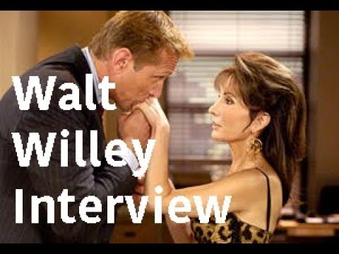 All My Children star Walt Willey tells his tales of Susan Lucci and Erica! (Interview)