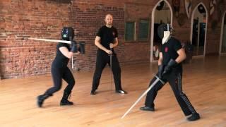 Video Swordplay - Academie Duello - Learn How to Sword Fight MP3, 3GP, MP4, WEBM, AVI, FLV Juli 2018