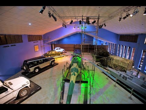 Obasanjo's Presidential Library Review !!! Best Museum in Nigeria?