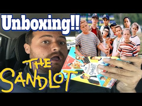 The Sandlot 25th Anniversary Edition Blu-Ray UNBOXING & REVIEW!!