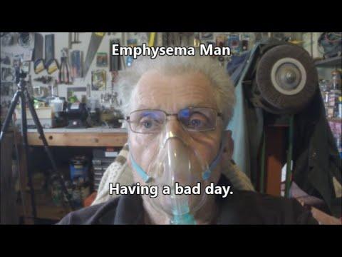 Emphysema Man - Having A Bad Day