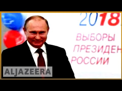 🇷🇺 Expected Putin victory as vote kicks off | Al Jazeera English