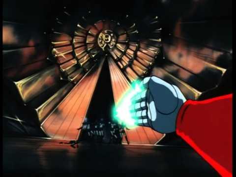 Cyborg 009 - La leggenda della supergalassia